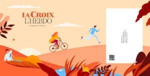Illustrations La Croix L'Hebdo